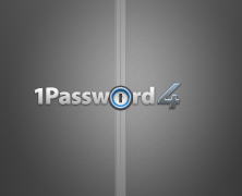 1Password 4 Logo