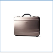Samsonite Luggage Delegate Li Aluminum Attache Computer Bag Feature Image
