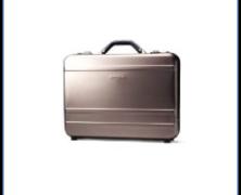 Samsonite Luggage Delegate Li Aluminum Attache Computer Bag Feature Image