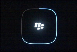Blackberry Boot Screen Image